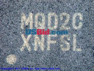 MC9S08QD2CSC photos