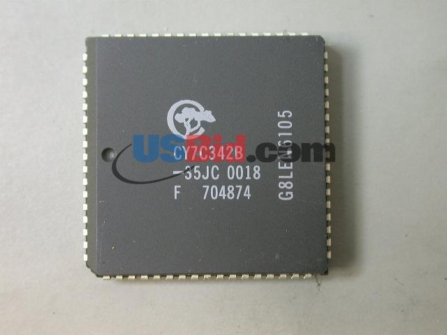 CY7C342B35JC