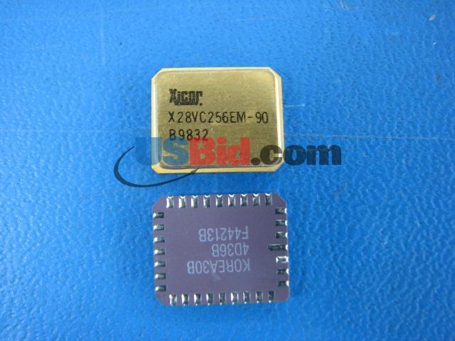 X28VC256EM-90 photos