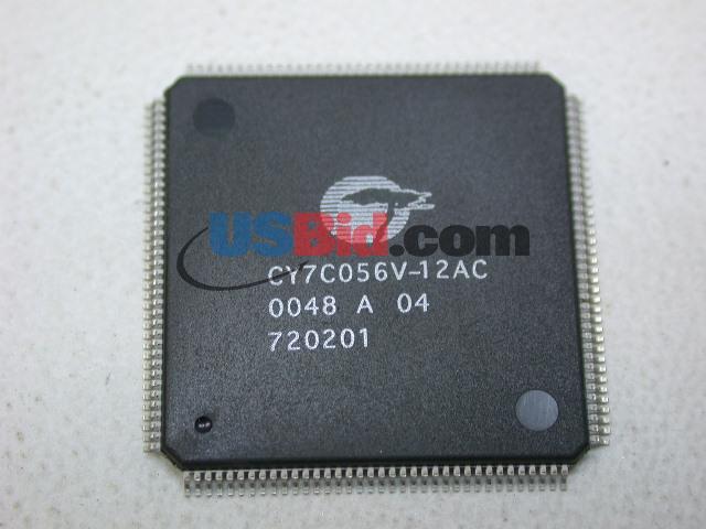 CY7C056V-12AC photos