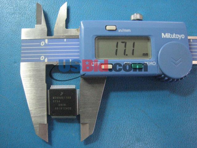 MC68HC11K0CFU4 photos