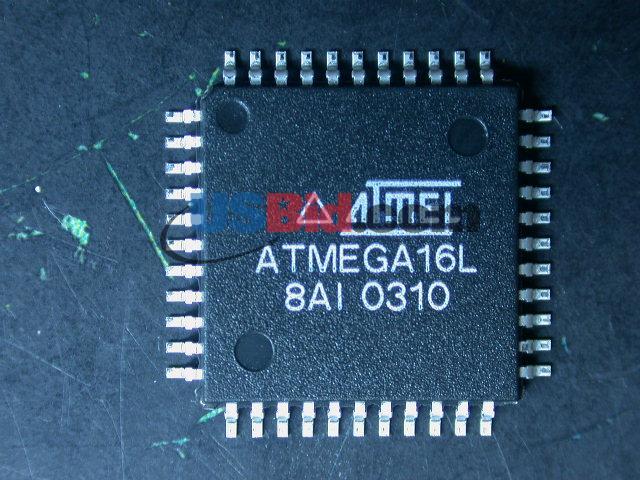 ATMEGA16L-8AI photos