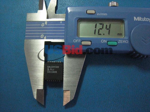 GAL22V10D-5LJ photos