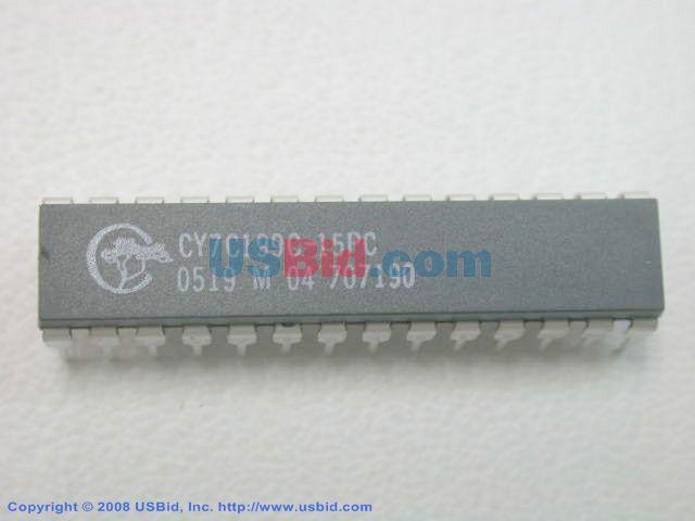 CY7C199C15PC photos