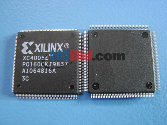 XC4005E-3PQ160C photos