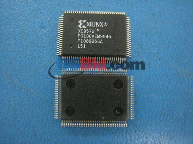 XC9572-15PQ100I photos