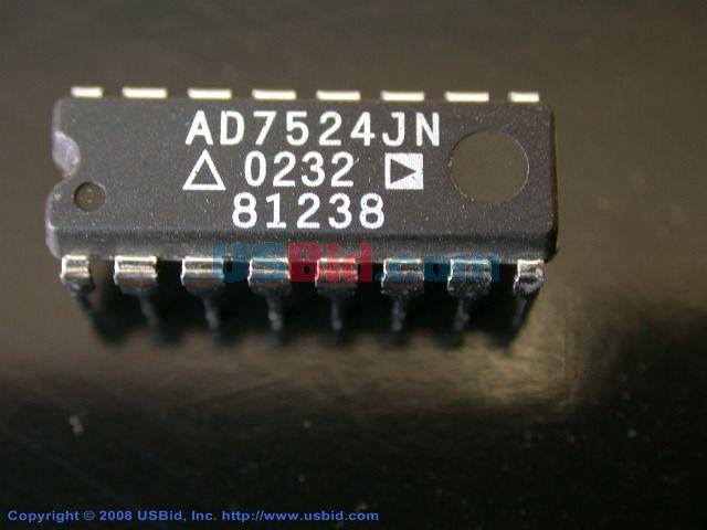 AD7524JN photos
