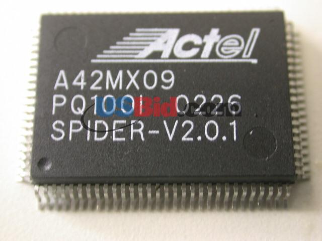 A42MX09-PQ100I photos
