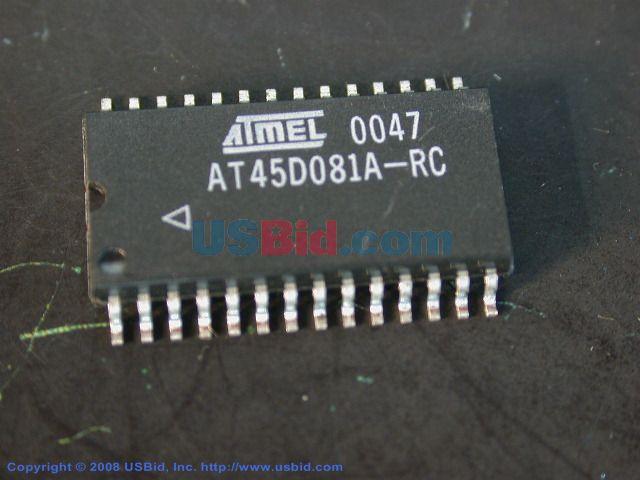 AT45D081RC