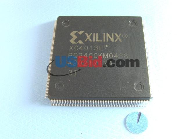 XC4013E-3PQ240I photos
