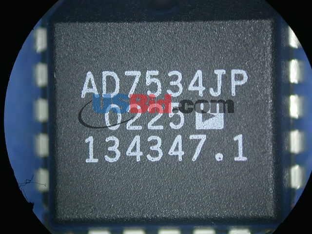 AD7534JP-REEL photos