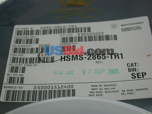 HSMS2865-TR1