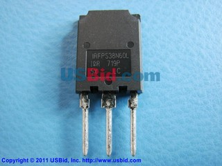 IRFPS38N60L