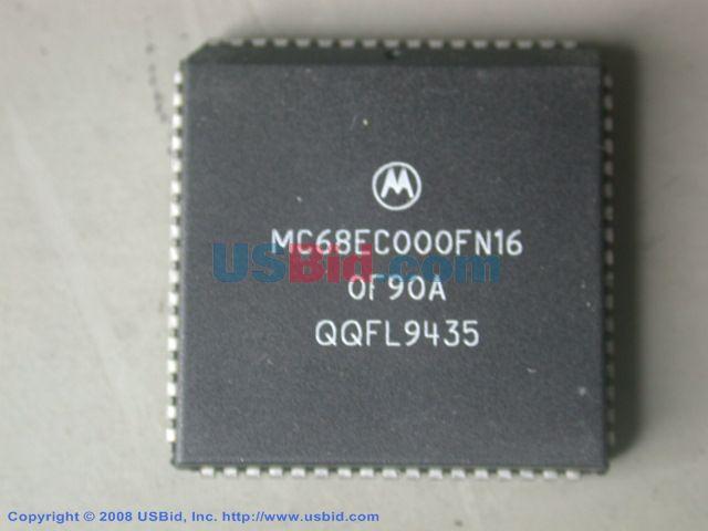 MC68EC000FN16 photos