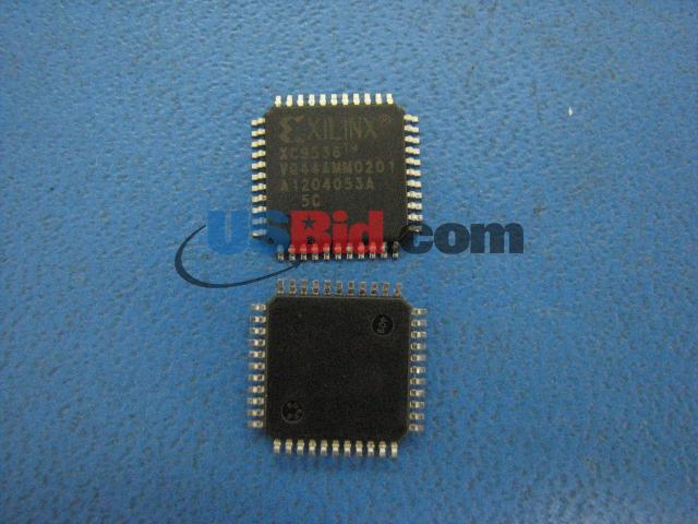 XC9536-5VQ44C photos
