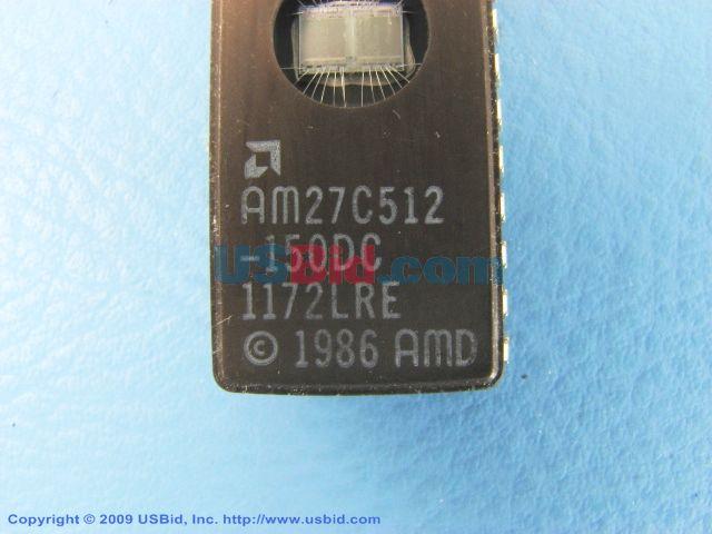 AM27C512-150DC photos