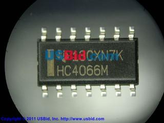 CD74HC4066M96 photos