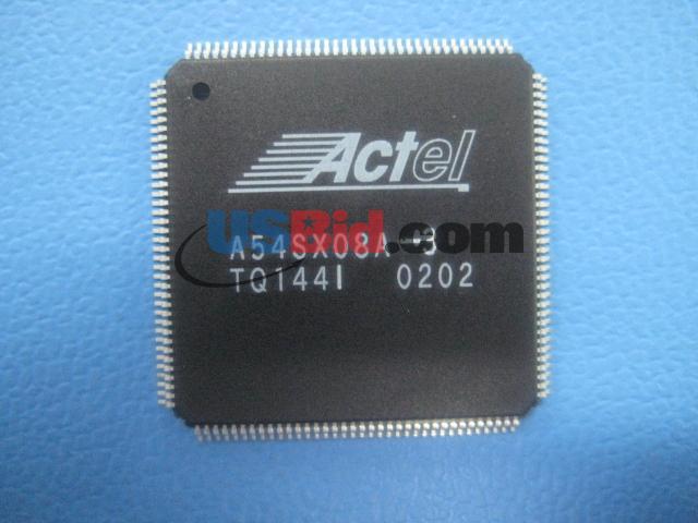 A54SX08A-3TQ144I photos