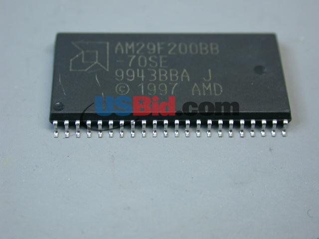 AM29F200BB-70SE photos