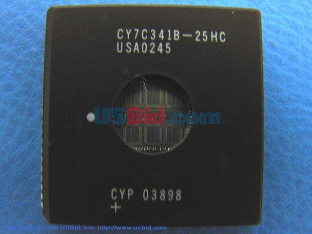 CY7C341B-25HC photos