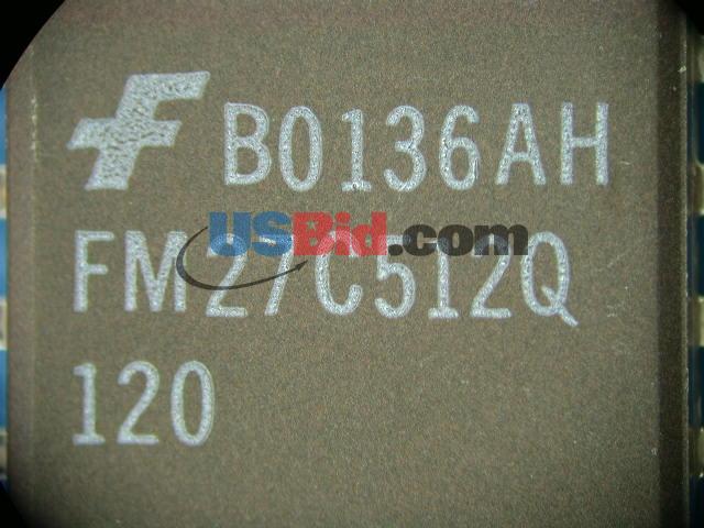 FM27C512Q-120