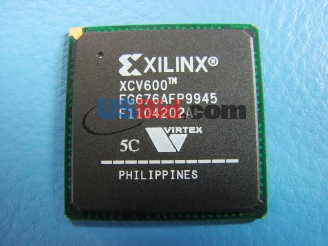 XCV600-5FG676C photos