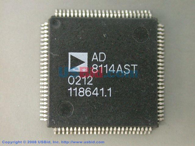 AD8114AST photos