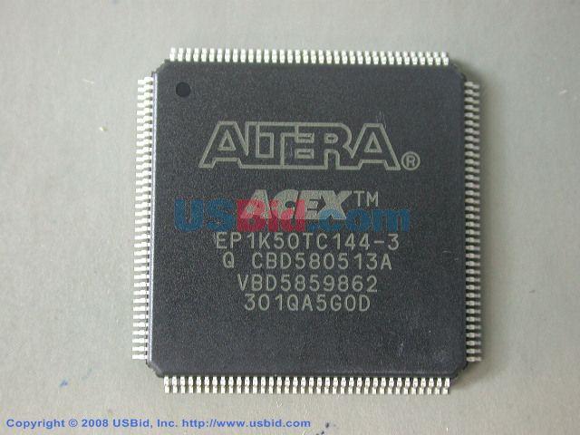 EP1K50TC144-3 photos