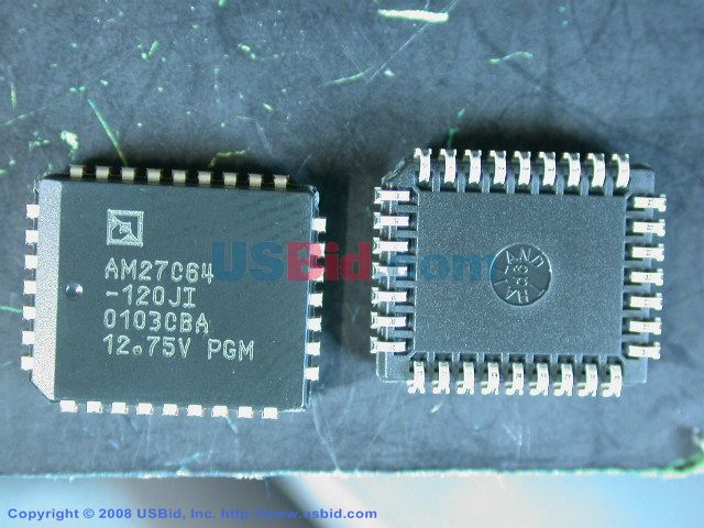 AM27C64-120JI photos
