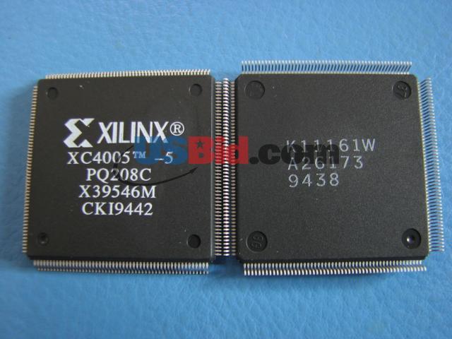 XC4005-5PQ208C photos