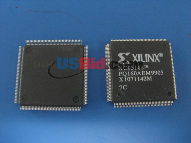XC95144-7PQ160C photos