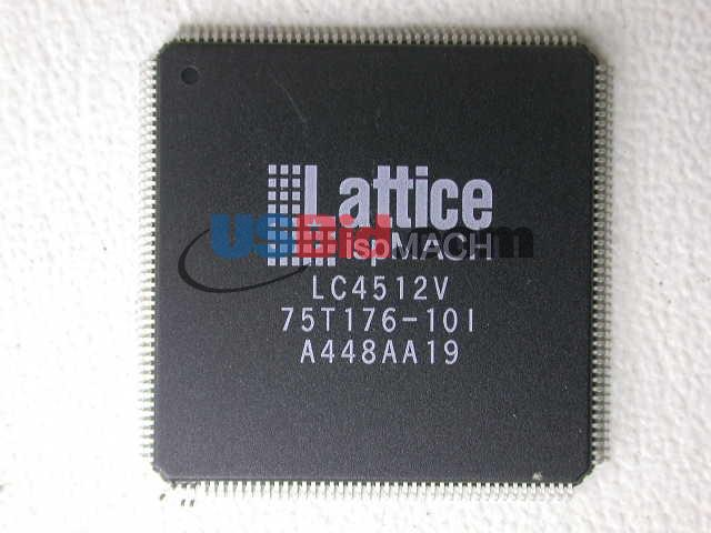 LC4512V75T176C
