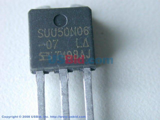 SUU50N0607L