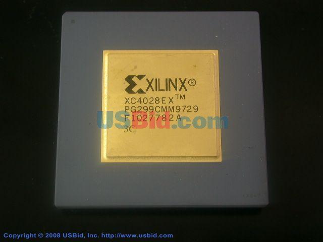 XC4028EX-3PG299C photos