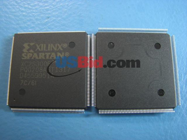 XC2S300E-6PQG208I photos