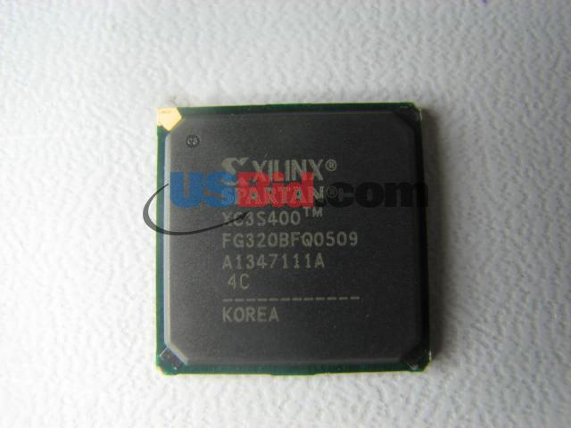 XC3S400-4FG320C photos