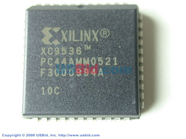 XC9536-10PC44C photos