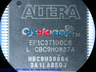 EP1C3T100C8 photos