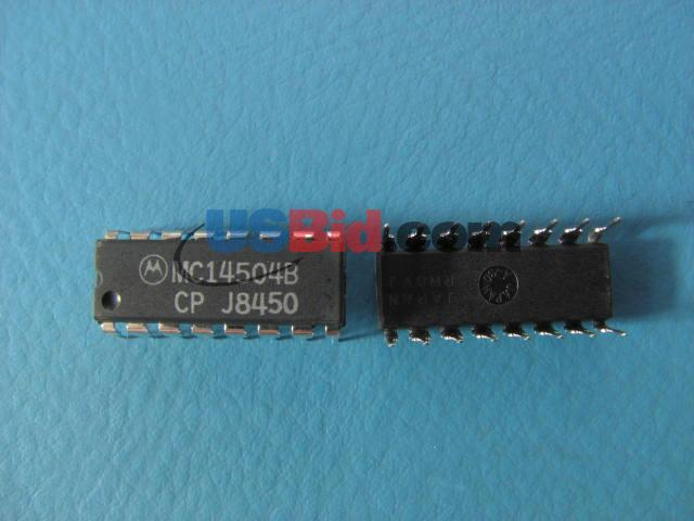 MC14504BCP photos