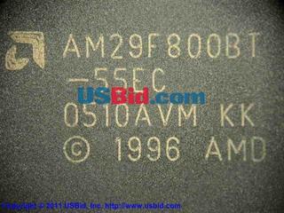 AM29F800BT-55EC photos