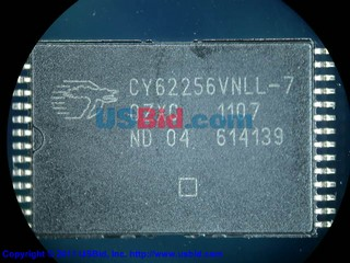 CY62256VNLL-70ZXC photos