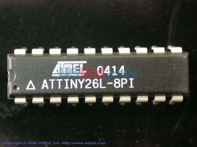 ATTINY26L-8PI photos