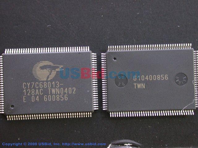 CY7C68013128AC