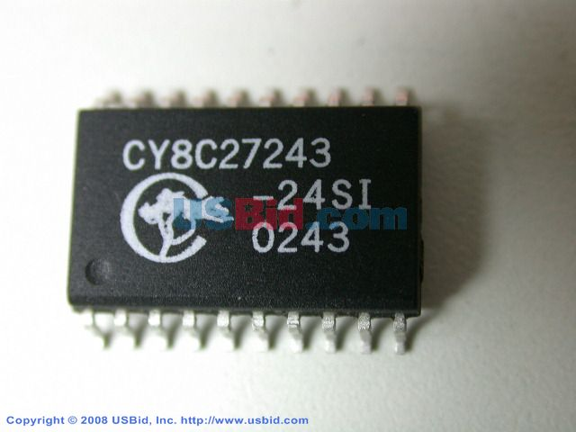 CY8C27243-24SI photos