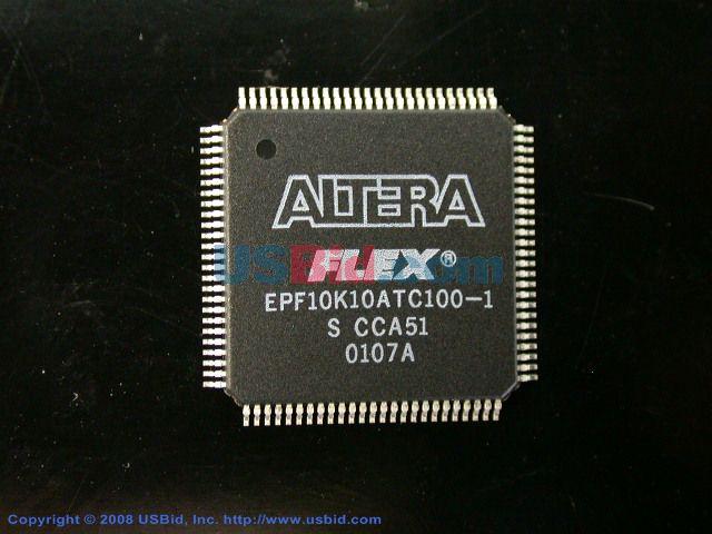 EPF10K10ATC100-1 photos