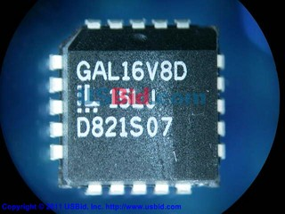 GAL16V8D-15LJ photos