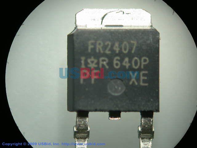 IRFR2407PBF