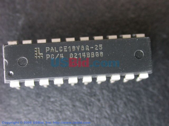PALCE16V8Q-25PC/4 photos