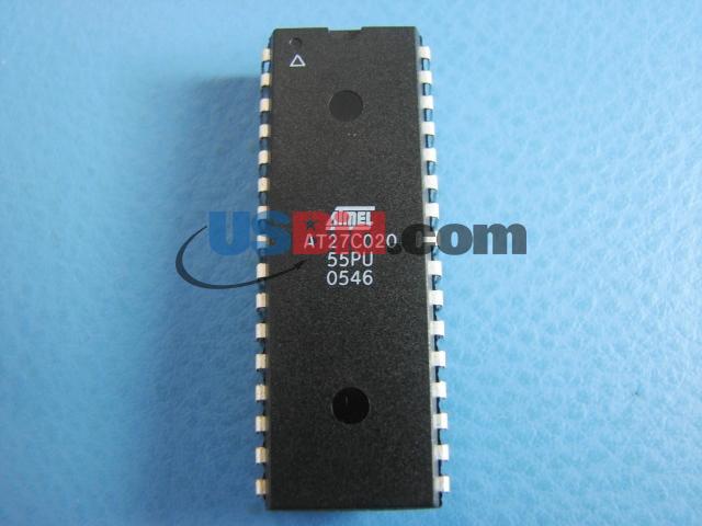 AT27C020-55PU photos