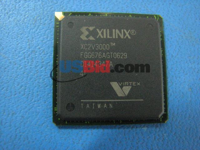 XC2V3000-4FGG676I photos